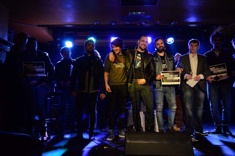 Gran Trailer, ganador de Fonorama 2017.