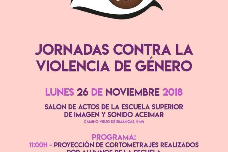 Jornadas contra la violencia de género: Cine y educación
